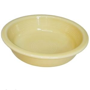 Fiestaware Bowl Fiesta Medium Dish Ivory